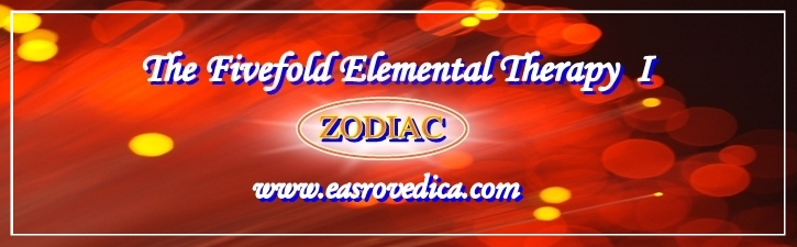eastrovedica, hindu astrology software consultancy and research, fivefold elemental therapy